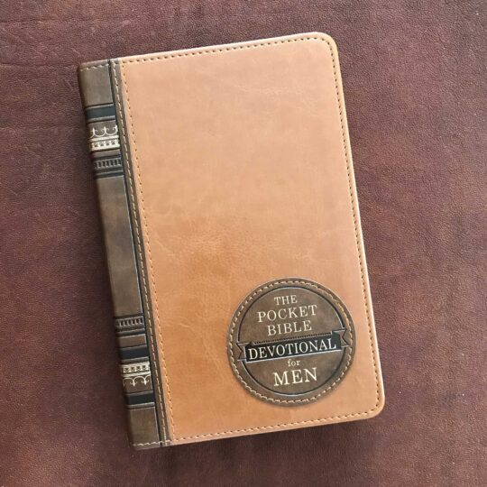 Pocket Devotional for Me