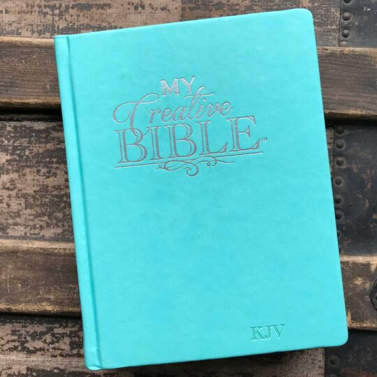 KJV Teal My Creative Bible